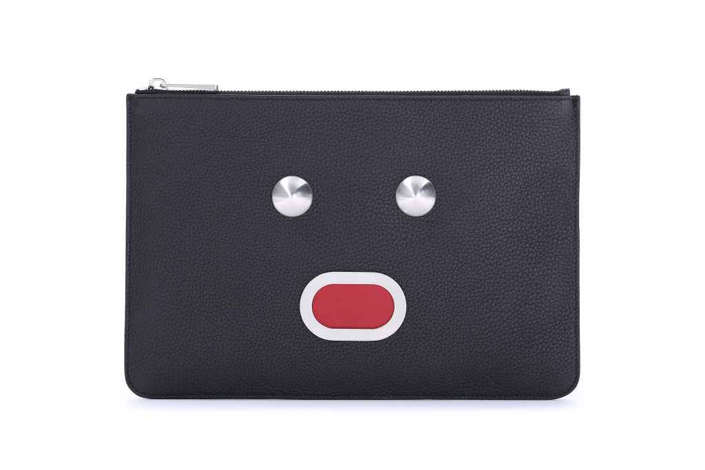 08_FENDI Faces_Men's FW16-17_Clutch