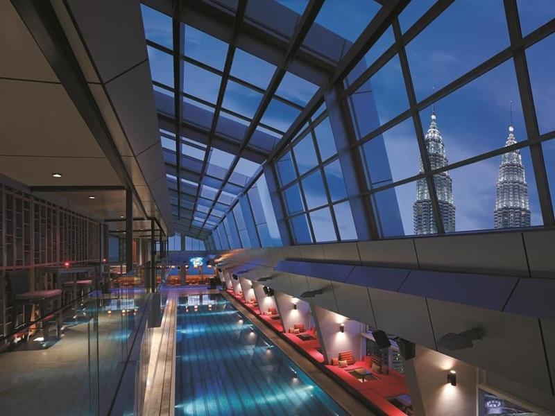 吉隆坡香格里拉商貿飯店 (Traders Hotel Kuala Lumpur)