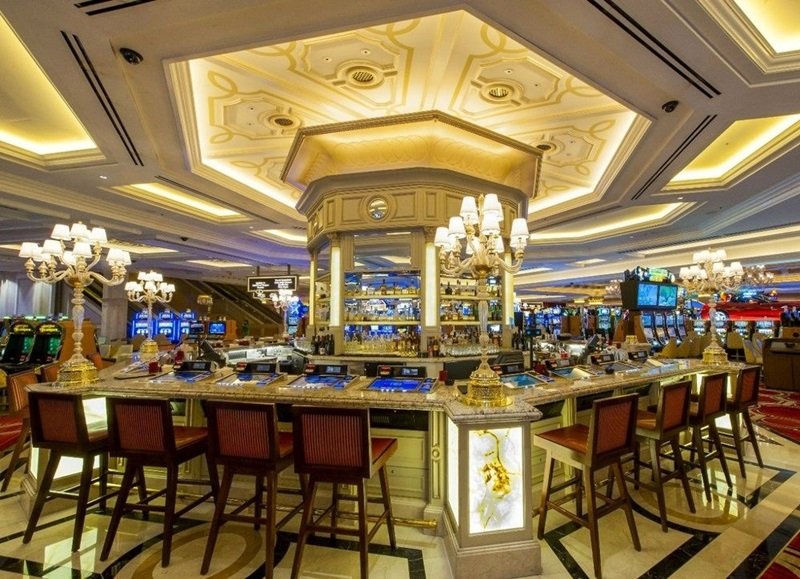 威尼斯人度假賭場飯店 (The Venetian Resort Hotel & Casino)