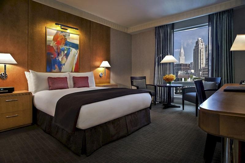 紐約索菲特飯店 (Hotel Sofitel New York)