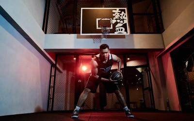 UGym韋德伍斯俱樂部「品牌運動策略顧問」陳建州(黑人)期待打造「民間運動員培訓基地」,致力改善目前台灣運動員的困境。