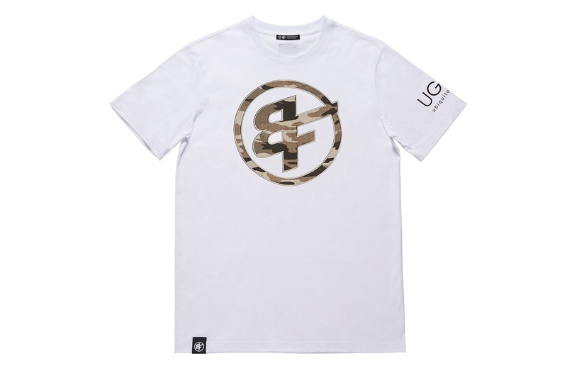 【圖二】 UGym韋德伍斯俱樂部X熱血FEVER限量聯名款T恤(市值1,280元)。