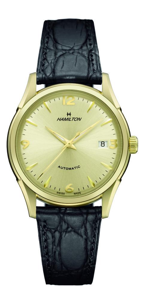 再度飾演美國總統的演員比爾•普曼在劇中配戴漢米爾頓爵士大師系列腕錶