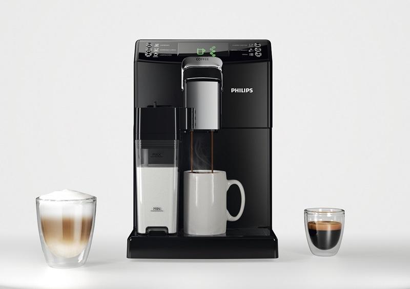 飛利浦打造All in 1全自動義式咖啡機,1分半鐘即享完美卡布,單品咖啡的原始果酸、花香完美留存,落實不遷就的咖啡品味學!