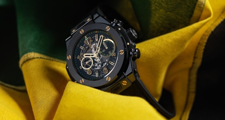 Big Bang Unico Usain Bolt Ceramic 1