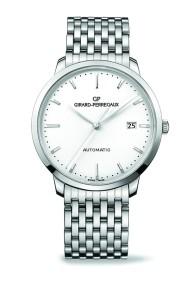GP芝柏表1966系列精鋼大三針腕表鍊帶款式NT$250,400