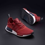 ADIDAS ORIGINALS – NMD_R1 女鞋-紅色NTD 5,290