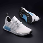 ADIDAS ORIGINALS – NMD_R1 女鞋-灰白色 NTD 5,290