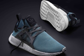 adidas Originals NMD XR1 藍綠條紋 情境照(男碼 Only)_S32212_NTD5,690-1