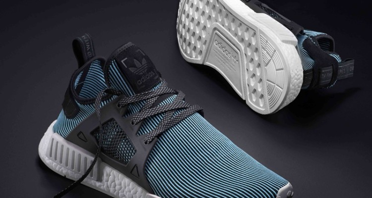 adidas Originals NMD XR1 藍綠條紋 情境照(男碼 Only)_S32212_NTD5,690-1