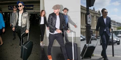 Xavier Dolan、David Beckham、吳秀波