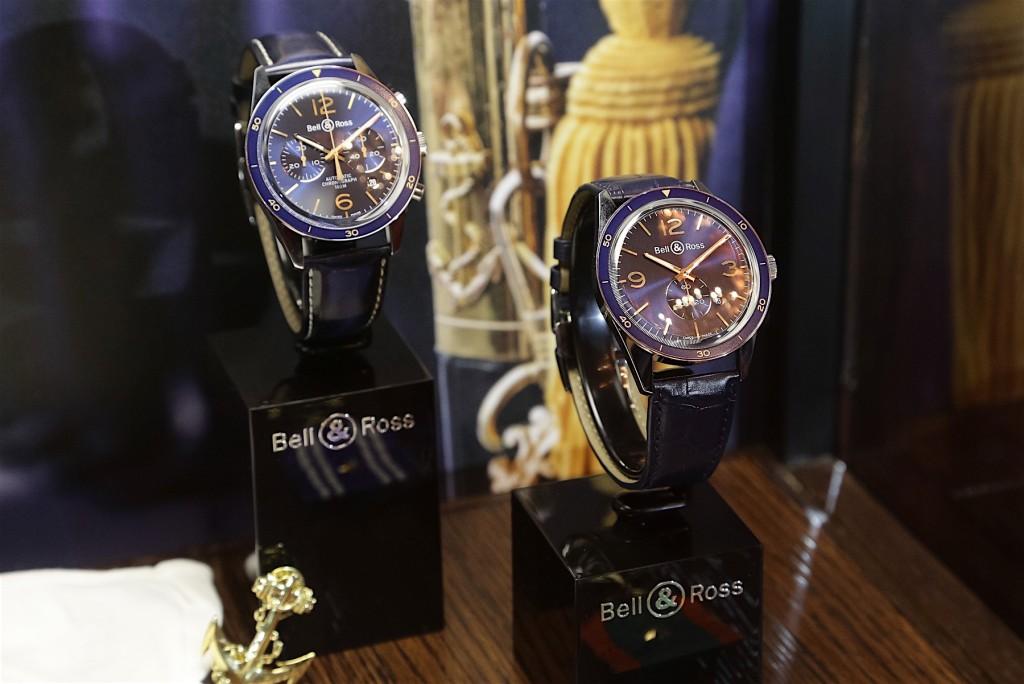 Vintage BR Aeronavale系列腕錶