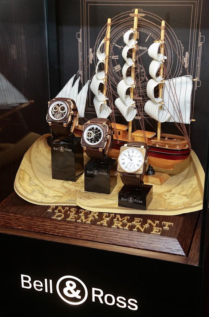 Marine Instrument系列腕錶