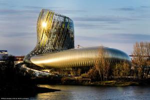 葡萄酒博物館「La Cité du Vin」