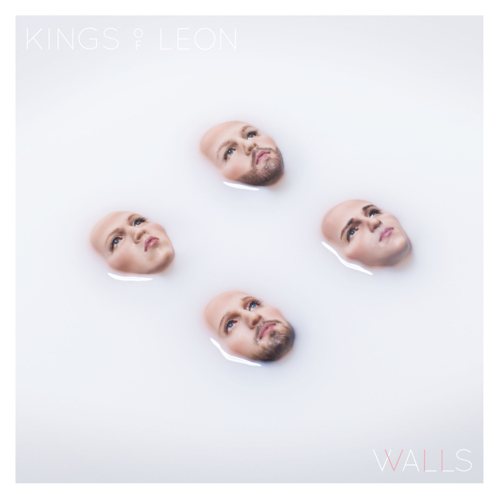 Kings Of Leon《WALLS》,索尼音樂發行。