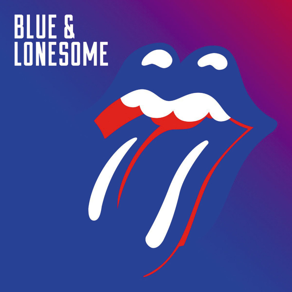 The Rolling Stones《Blue & Lonesome》,環球音樂發行。
