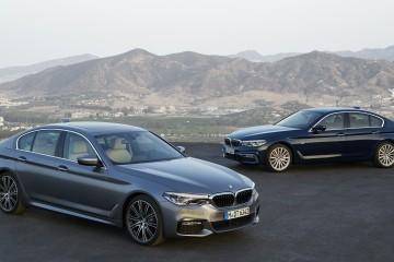 全新BMW大5系列 (1)