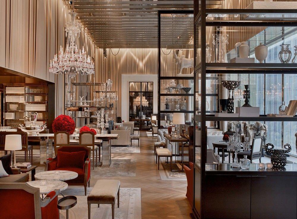 【參考圖片】紐約巴卡拉特公寓飯店 (Baccarat Hotel and Residences New York)_大廳