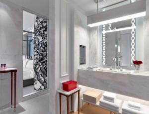 【參考圖片】紐約巴卡拉特公寓飯店 (Baccarat Hotel and Residences New York)_浴室