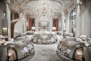 【參考圖片】雅典娜廣場飯店 (Hôtel Plaza Athénée)_米其林餐廳