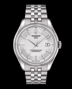 圖4. 寶環系列矽游絲COSC男款腕錶 建議售價 NT$32,400
