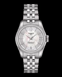 圖6. 寶環系列矽游絲COSC女款腕錶 建議售價 NT$32,400