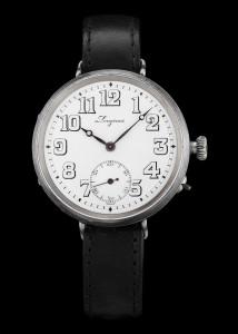 浪琴表復刻系列1918 復刻軍錶 _原型錶款