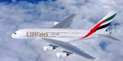 阿聯酋航空A380客機