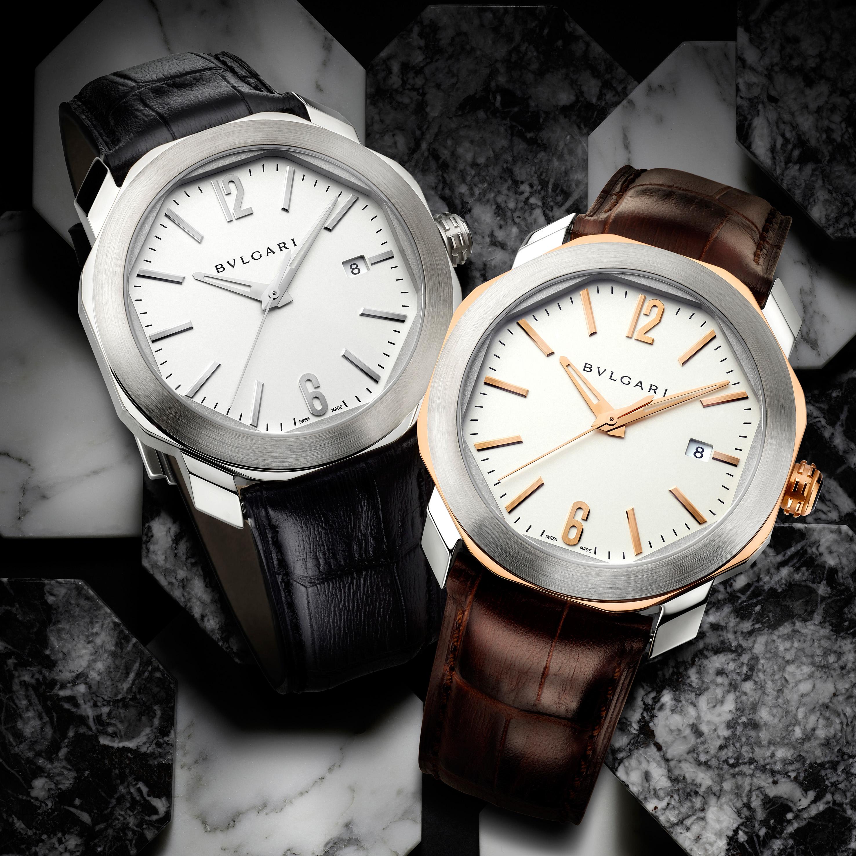 102779_BVLGARI OCTO ROMA 腕錶_4