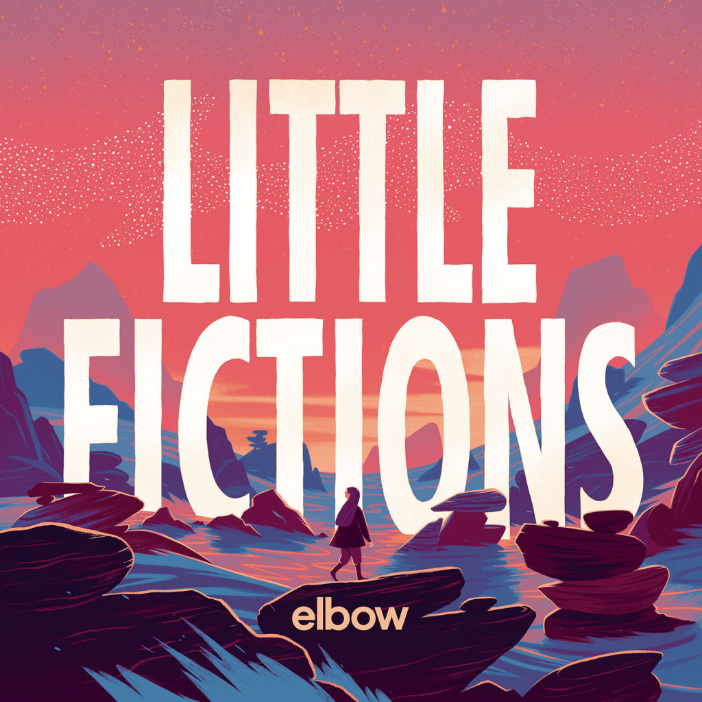 Elbow《Little Fictions》,環球音樂發行。