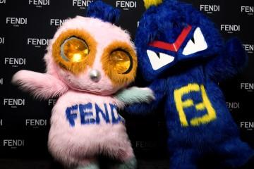 20170322 - FENDI Sydney Boutique Opening - Fendi characters - Photo Ken Butti(0061)