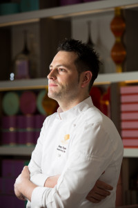 MOTPE - 行政西點主廚貴格瑞鐸彥 Executive Pastry Chef Gregory Doyen