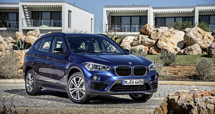 新聞照片一 BMW X1