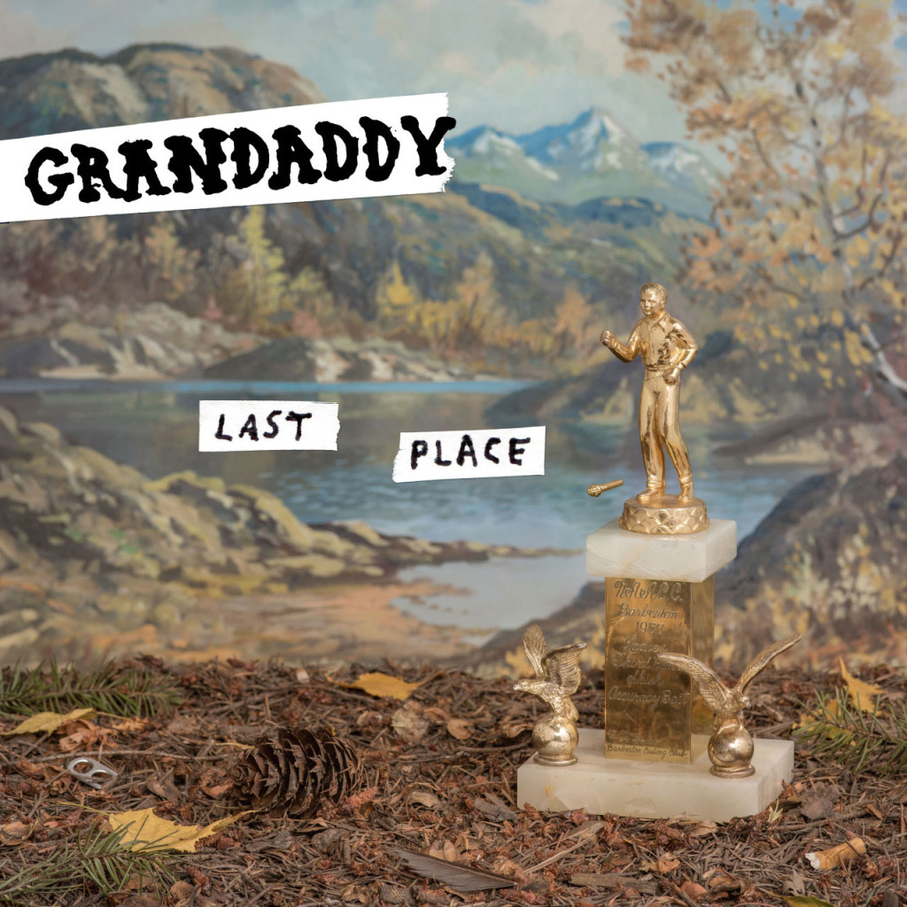 Grandaddy《Last Place》,索尼音樂發行。