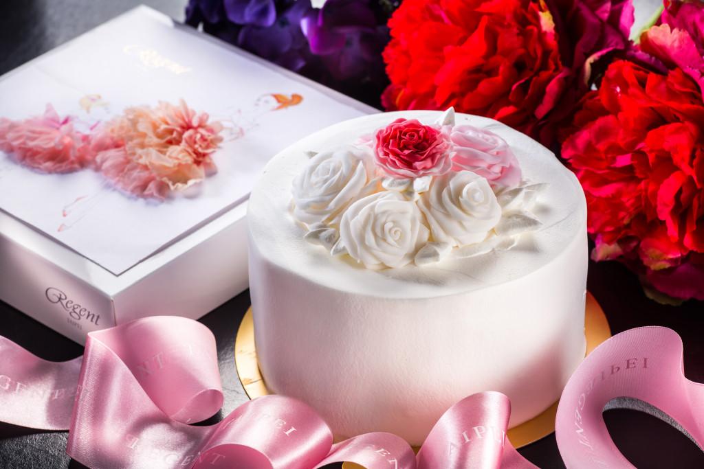 花漾玫瑰蛋糕 6吋 NT$980