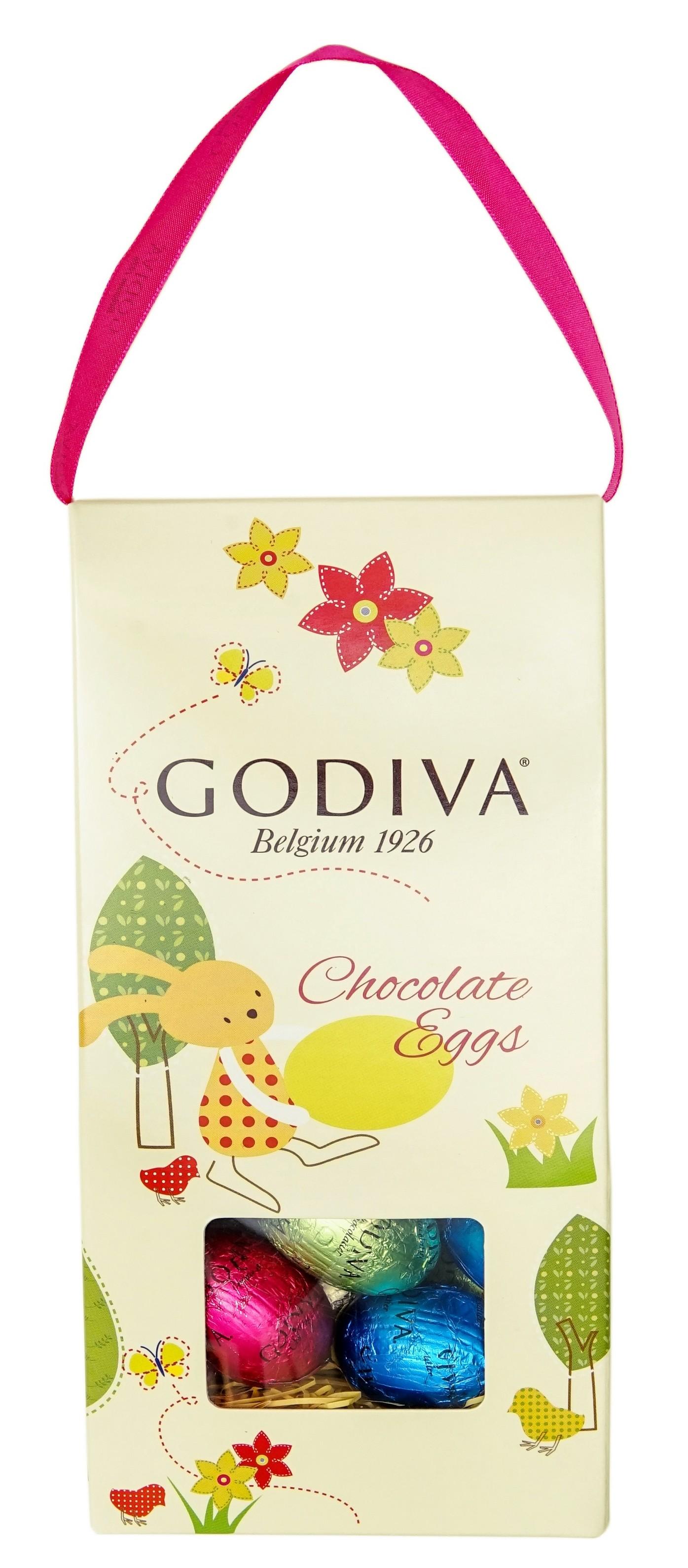復活蛋巧克力禮盒10顆裝 NT$950