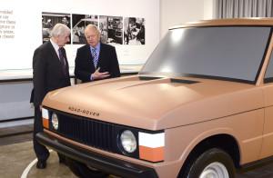 為Land Rover服務半世紀的Roger Crathorne參與這次50周年策展,也見證了Velar半世紀以來的傳奇。