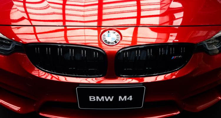 BMW M4 小改款