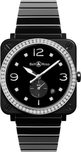 BRS black Ceramic-DIAMONDS-