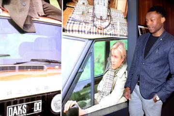 「Range Rover 50 周年紀念特展」,透過互動體驗,完美呈現Range Rover歷經半世紀的造車工藝演進。