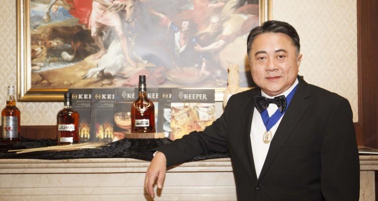 台灣酒界教父 第一位Master Keeper 尚格酒業董事長奚大寧-2