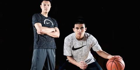 前後相差近二十年,HBL頂尖球員高國豪踏上學長陳信安的腳步,挑戰美國大學籃壇。