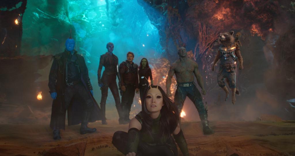 《星際異攻隊2》角色性格鮮明,一群B咖英雄成長為最棒團隊。