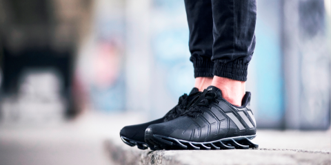 Adidas Springblade刀鋒鞋款新配色上市