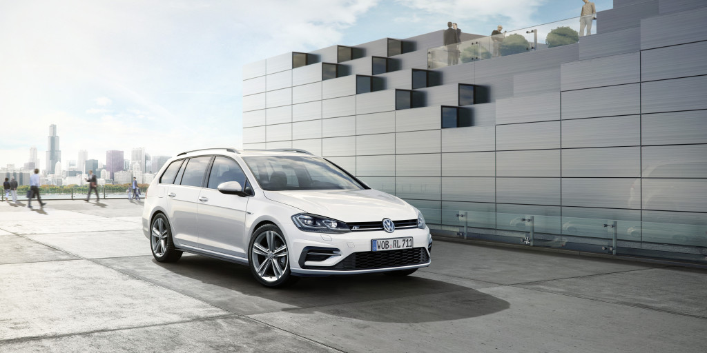 The new Golf Variant