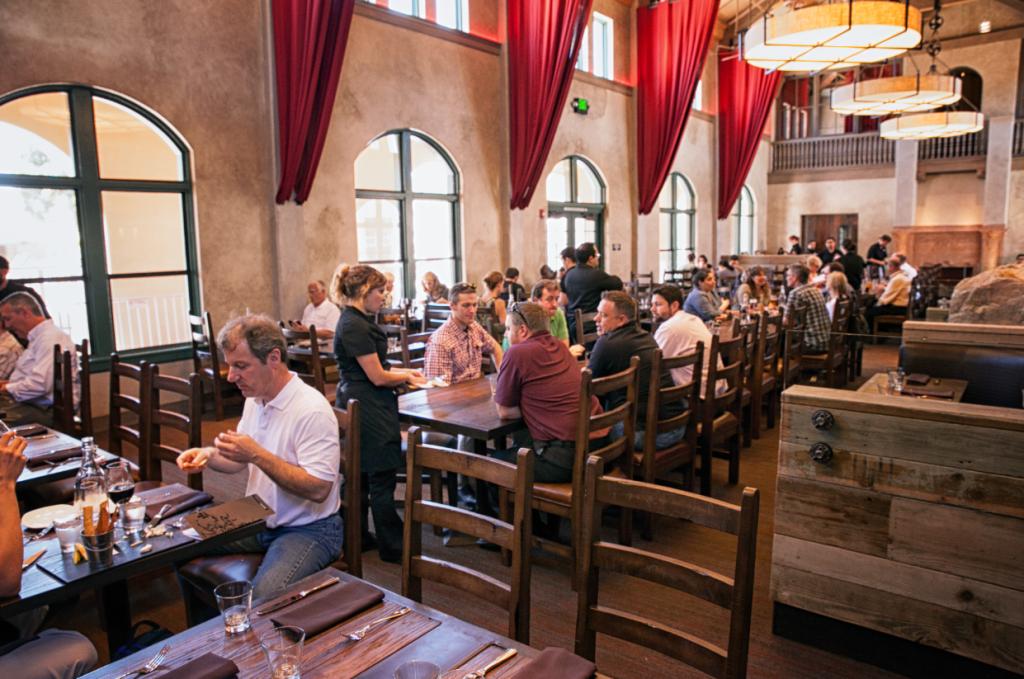 Stone酒廠餐廳World Bistro