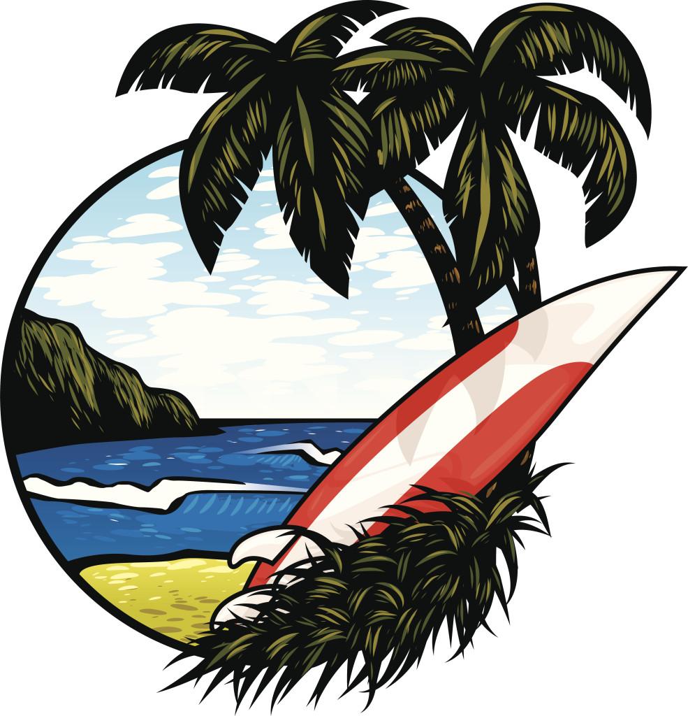 衝浪起源早,在過去更是被當作專屬統治階級的王者運動,夏威夷語講「hee nalu」(衝浪),能掌握海洋的酋長和戰士也會獲得敬重,但在1819年嚴格的律法「Kapu」終止後,衝浪不再專屬於統治階級,人人都可以享受乘風駕浪的快感。。