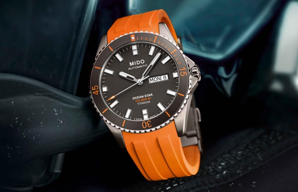 Ocean Star Captain Caliber 80海洋之星領航80小時腕錶(2017年全新錶款)