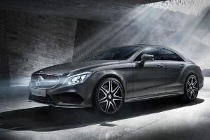 Mercedes-Benz 推出 CLS 400 運動版
