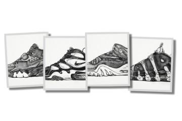 Nike 90s籃球精神